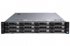 DELL PowerEdge R720XD Rack Server 2 x E5-2643 **3.33GHz** 144gb 4 X 3tb **12TB** SAS Storag  VMWARE ESXI 6.7